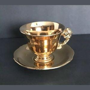 Royal Winton Golden Age Teacup & Saucer